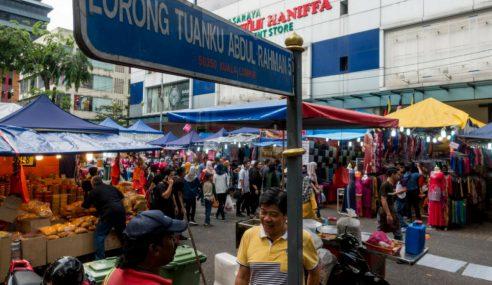 Hapus Bazar Jalan TAR, PH Cuba Padam Imej Melayu?