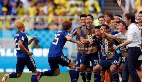 Piala Dunia: Akira Nishino Puji Aksi Samurai Biru