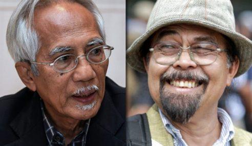 PAS Desak Polis Siasat Kadir Jasin, Hishamuddin Rais