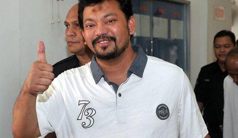 Sultan Johor Ampun Kamal Hisham Tanpa Syarat