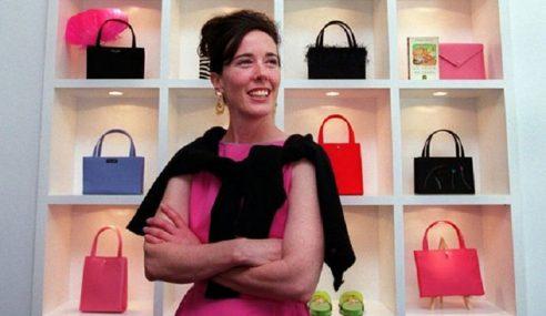 Pereka Fesyen Kate Spade Mati Bunuh Diri