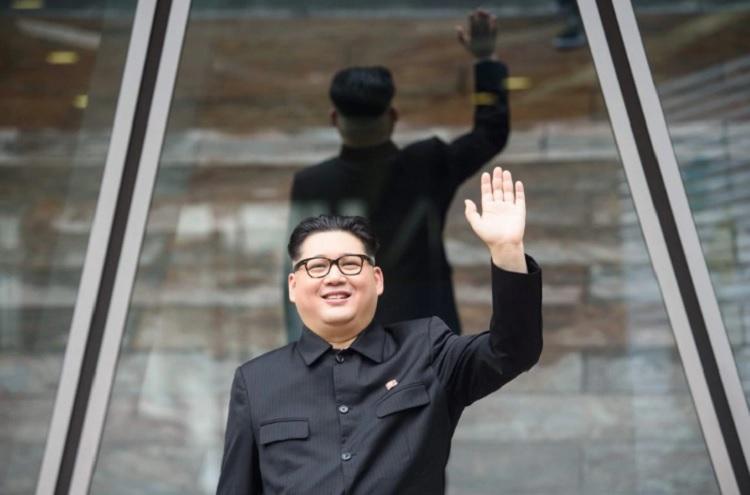 Kembar Jong-un Disoal Siasat 2 Jam Di Singapura