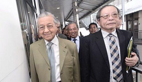 Sokongan Terhadap Mahathir, Pakatan Harapan Merosot