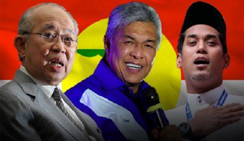 Calon Presiden: Ku Li Ajak Zahid, Khairy Berdebat