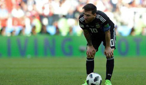 Jangan Salahkan Lionel Messi – Diego Maradona