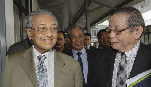 Selepas Peguam Negara, DAP Sasar Kuasai Perundangan