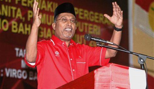 Zambry Tidak Bertanding Naib Presiden UMNO