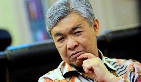 Zahid Pun Tak Ingin Jumpa Pemimpin Macam Mahathir