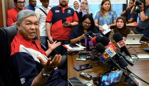 BN Akan Teliti Keputusan Gerakan – Ahmad Zahid