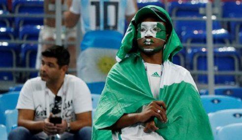 Piala Dunia: Penyokong Nigeria Kecewa Tersingkir
