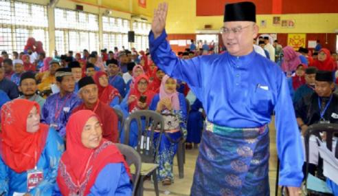 Noh Omar Lepaskan Jawatan Pengerusi UMNO Selangor