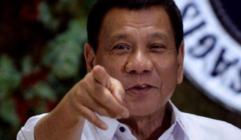 """""""Jangan Ganggu Filipina, Wakil PBB Boleh Berambus!"""""""