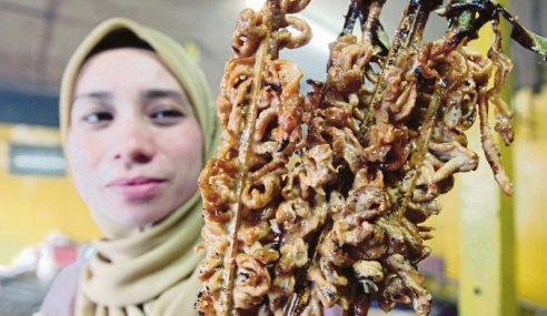 Perut Percik Turut Laris Di Bulan Ramadan