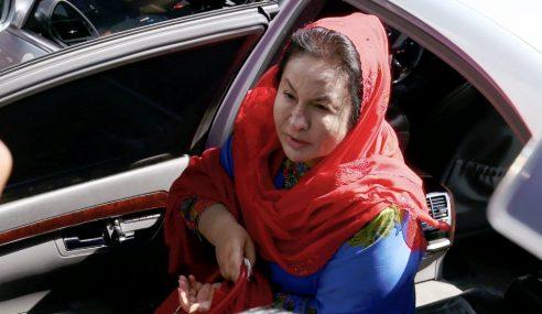 Siasatan Terhadap Rosmah Selesai, Terpulang Kepada Peguam Negara