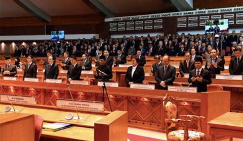 21 ADUN 'Boikot' Persidangan DUN Khas Sabah