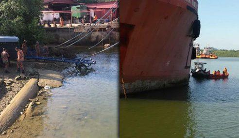 Mayat Mangsa Lemas Di Sungai Kemaman Ditemukan