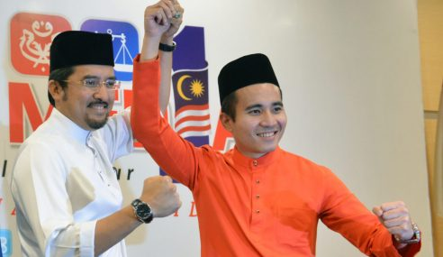Pemuda UMNO Usahakan Tabung Teruskan Perjuangan