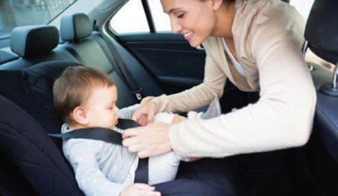 Ramai Ibu Bapa Tak Ambil Berat Keselamatan Bayi