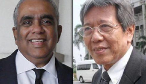 Dua Peguam Najib Tarik Diri Secara Baik