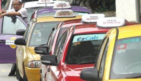 Harapan Pemandu Teksi Hancur… PH Benar E-Hailing