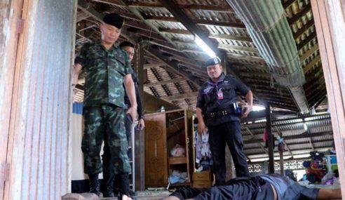 Ahli Kumpulan Bersenjata Pattani Ditembak Mati