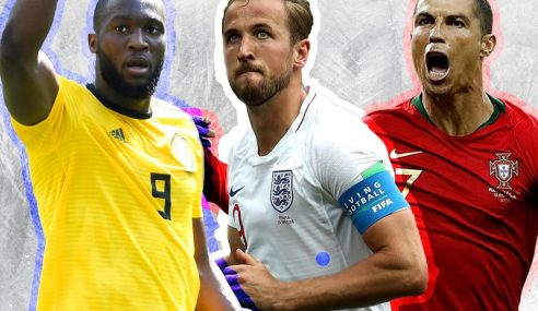Piala Dunia: Saingan Kasut Emas Makin Sengit