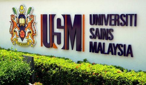 USM Tempat Ke-14 Universiti Muda Terbaik Dunia