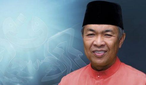 Pilih Zahid, UMNO Pastikan Kestabilan, Kesinambungan