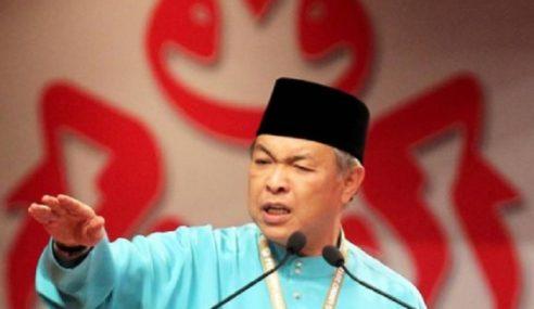 Zahid Sah Bakal Tanding Jawatan Presiden UMNO
