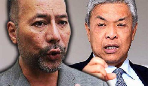 'Khairuddin Penipu!' – Zahid Sumpah Dakwa Difitnah