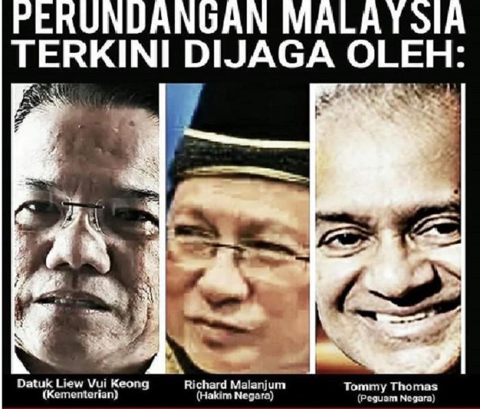 Adakah Trio Ini Boleh Diharap Jaga Islam?