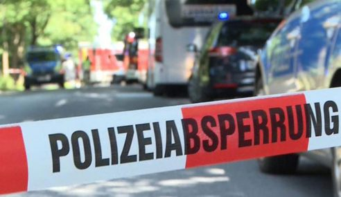 14 Cedera, 2 Serius Serangan Pisau Di Jerman