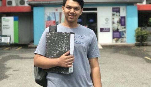 Pelajar Malaysia Cemerlang Peperiksaan ACCA