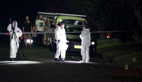 Bapa Kejam Tembak Mati Dua Anak Kandung