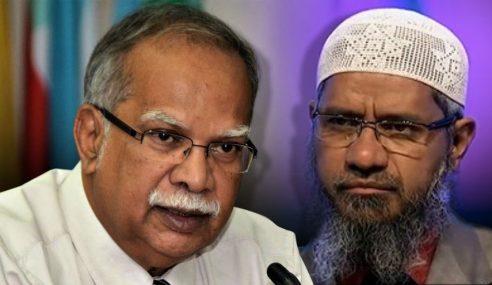 Mujahid Sedia Jadi Orang Tengah Debat Dr Zakir, Ramasamy