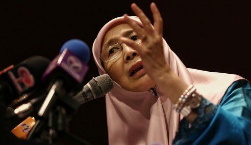 Wan Azizah Tepis Dakwaan Kerajaan PH Gagal Laksana Manifesto
