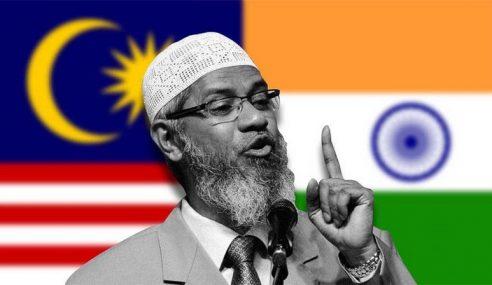 Tunggu Permintaan Rasmi India Hantar Zakir