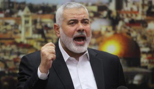 Hamas Sokong Tawaran Mesir Perjanjian Baharu Dengan Fatah