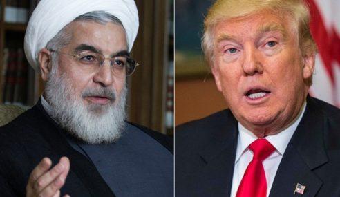 Trump Beri Amaran Keras Kepada Presiden Iran