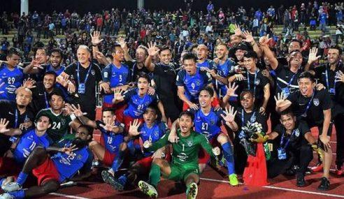 JDT Juara Liga Super Musim Kelima Berturut-Turut