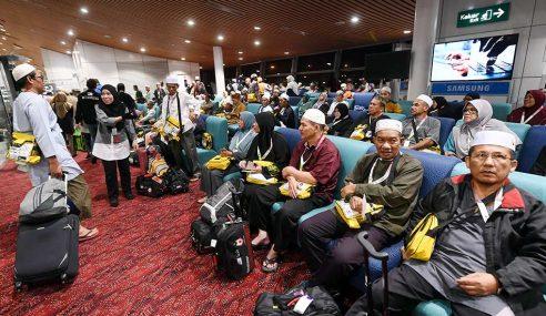 Urusan Jemaah Haji Di Lapangan Terbang Dipermudah
