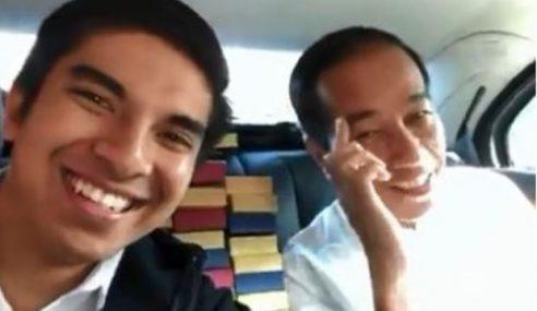 Bro Saddiq Menteri Smart, Cerdas – Jokowi