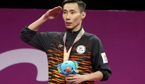 Chong Wei Jalani Rawatan Di Taiwan