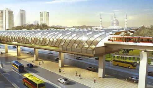 Saiz Stesen, Kapasiti Tren LRT3 Dikurang Ikut Keperluan