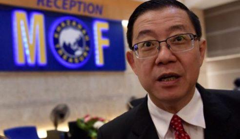 MOF Sedia Semak Semula Akta Peruntukan Negeri