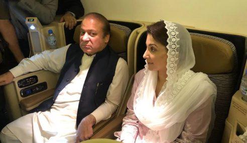 Nawaz Sharif Ditahan Di Lahore