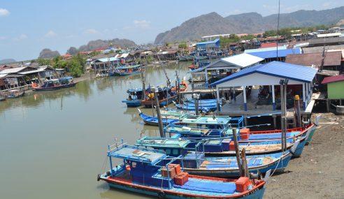 Nelayan Meninggal Dunia Akibat Serangan Jantung