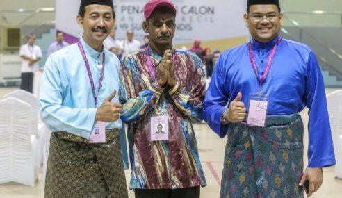 Pertandingan Tiga Penjuru PRK Sungai Kandis