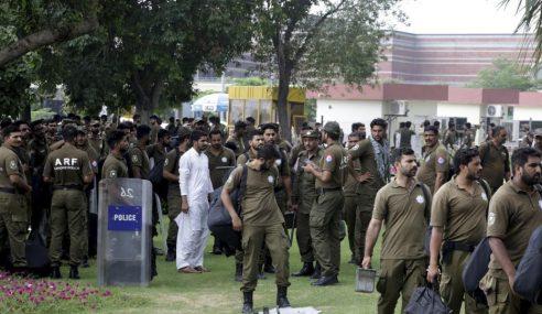 Polis Siasat 17,000 Anggota Parti Nawaz Sharif