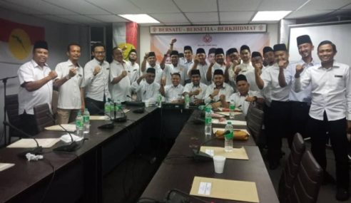 Pemuda UMNO Kota Raja Desak Letak Calon Tempatan